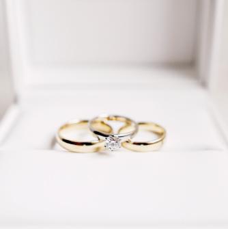 結婚指輪、婚約指輪とは